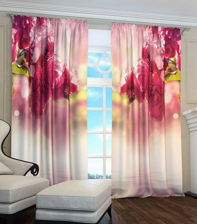 Индивидуальный пошив дизайнерских классических штор
